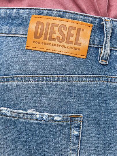 Diesel - D-Reggy 009JX, Hellblau - Jeans - Image 6