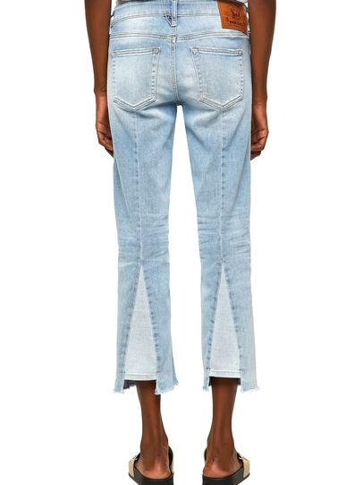 Diesel - D-Ebbey 009ZZ, Bleu Clair - Jeans - Image 2