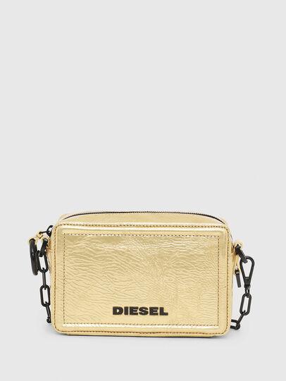 Diesel - ROSA' PCHAIN, Gold - Schultertaschen - Image 1