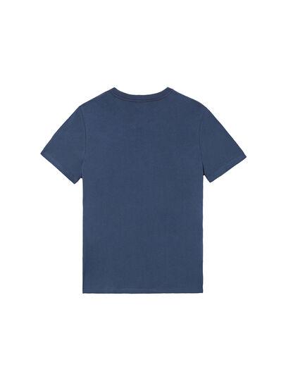 Diesel - UMLT-JAKE, Mitternachtsblau - T-Shirts - Image 2