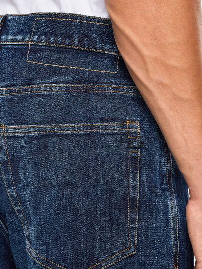 Diesel - D-Vider 0092X, Bleu moyen - Jeans - Image 4