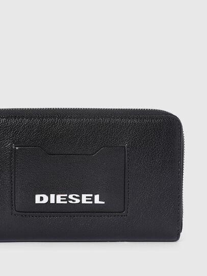 Diesel - GRANATO LC, Noir - Portefeuilles Zippés - Image 4