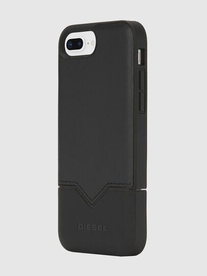 Diesel - CREDIT CARD IPHONE 8 PLUS/7 PLUS/6S PLUS/6 PLUS CASE, Schwarz - Schutzhüllen - Image 3
