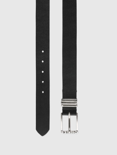 Diesel - B-TUPLO, Black - Belts - Image 3