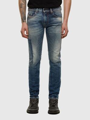 Thommer 009FK, Mittelblau - Jeans