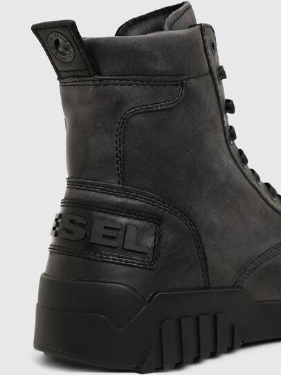 Diesel - H-RUA AM, Schwarz - Sneakers - Image 4