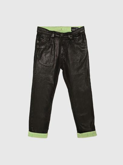 Diesel - MHARKY-J JOGGJEANS, Black/Green - Jeans - Image 1