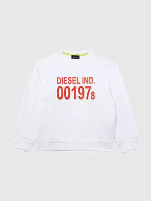 SGIRKJ3 OVER, Weiß - Sweatshirts