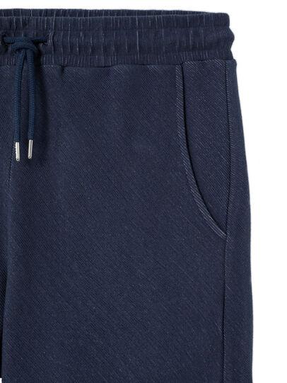 Diesel - UMLB-PAN-DN, Bleu - Pantalons - Image 3