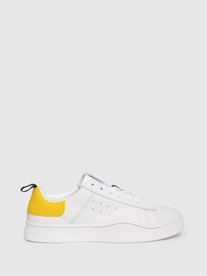 S-CLEVER LOW W, Weiß/Gelb - Sneakers