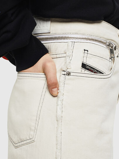 Diesel - Widee 009BD, Weiß - Jeans - Image 3