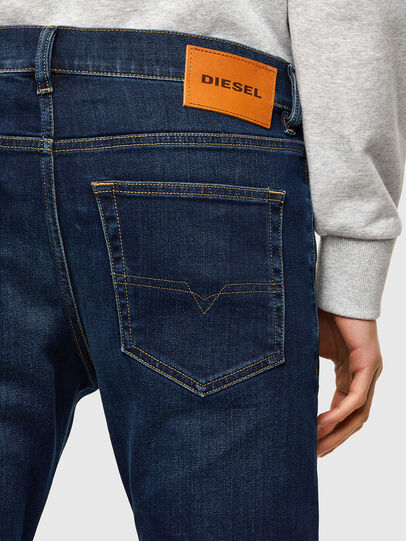 Diesel - D-Luster 009ML, Dunkelblau - Jeans - Image 3