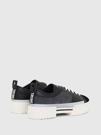 Diesel - S-MERLEY LOW, Schwarz - Sneakers - Image 3