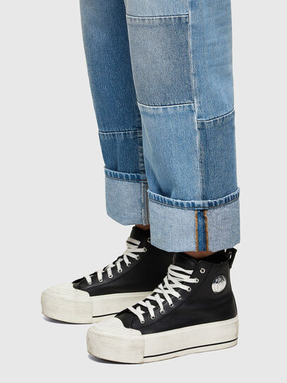 Diesel - D-Reggy 009ND, Blu Chiaro - Jeans - Image 4