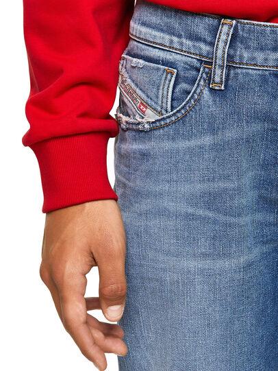 Diesel - D-Fining Z9A19, Blu Chiaro - Jeans - Image 3