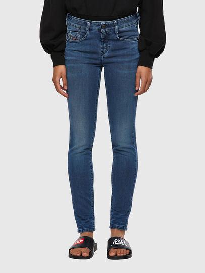 Diesel - D-Ollies JoggJeans® 069VH, Bleu moyen - Jeans - Image 1