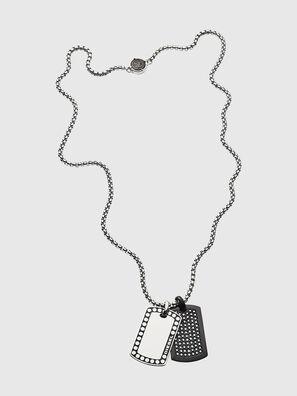 DX1169, Silber - Halsketten