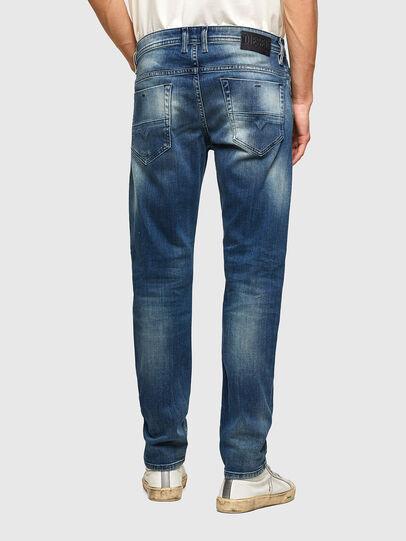 Diesel - Thommer 009RS, Blu Scuro - Jeans - Image 2