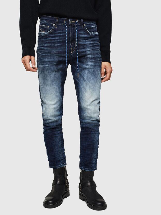 D-Vider JoggJeans 069KD, Dunkelblau - Jeans