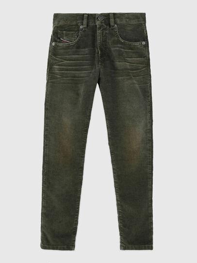 Diesel - D-STRUKT-J, Vert Foncé - Jeans - Image 1