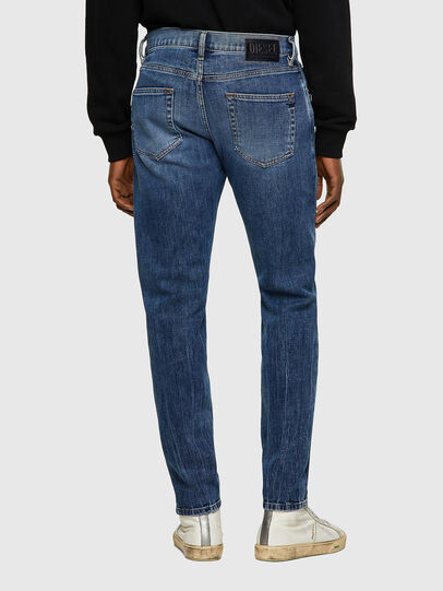 Diesel - D-Strukt 009VY, Blu Chiaro - Jeans - Image 2