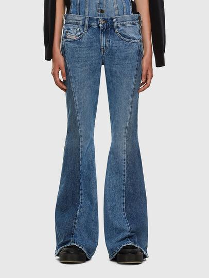 Diesel - D-Ferenz 009JD, Hellblau - Jeans - Image 1