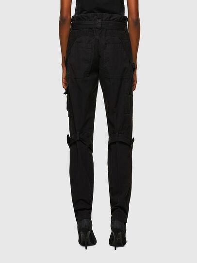 Diesel - P-FEDRA-A, Noir - Pantalons - Image 2