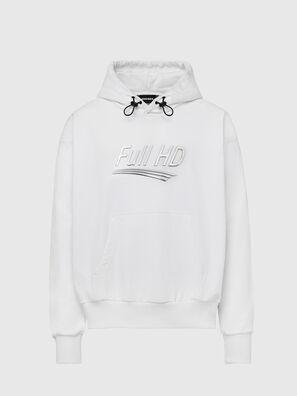 S-ALBYEL-X1, Weiß - Sweatshirts
