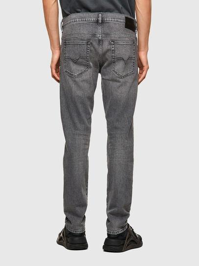 Diesel - D-Yennox 09A10, Gris Clair - Jeans - Image 2