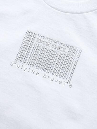Diesel - TCODE, Blanc - T-shirts et Hauts - Image 3