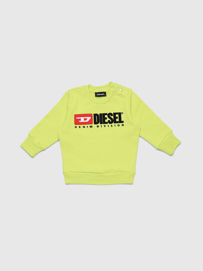 Diesel - SCREWDIVISIONB,  - Sweatshirts - Image 1