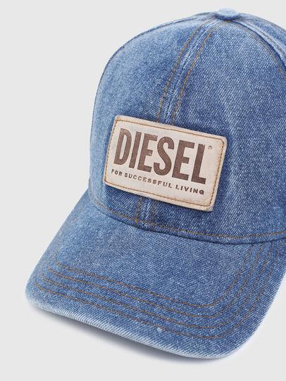 Diesel - C-DEN, Bleu - Chapeaux - Image 3