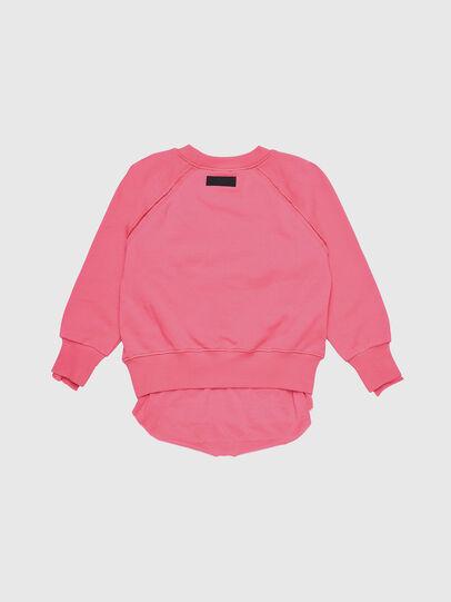 Diesel - SROXXYA, Rosa - Sweatshirts - Image 2