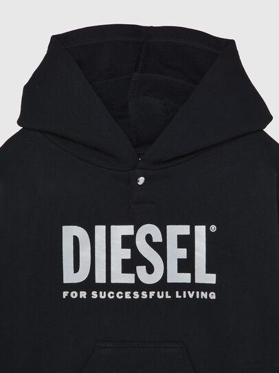 Diesel - DILSETB, Schwarz - Kleider - Image 3