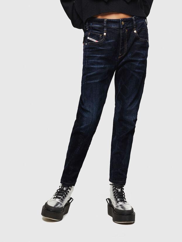 Fayza 0091U, Dunkelblau - Jeans