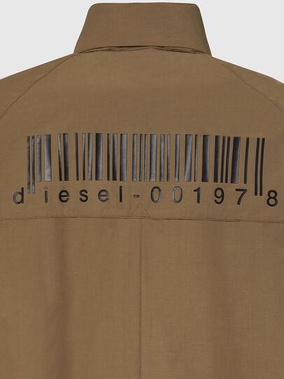 Diesel - J-ACKER, Hellbraun - Jacken - Image 5