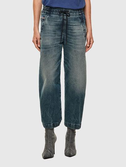 Diesel - Krailey JoggJeans® 069YG, Blu medio - Jeans - Image 1