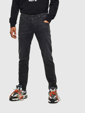 D-Bazer 0699P, Dunkelgrau - Jeans