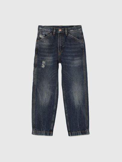 Diesel - D-FRANKY-J, Blu Scuro - Jeans - Image 1