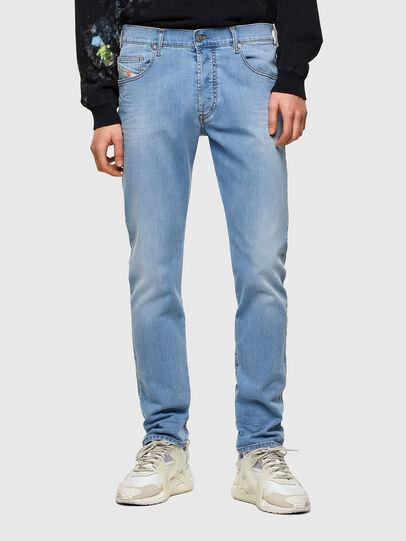 Diesel - D-Yennox 009NX, Bleu Clair - Jeans - Image 1