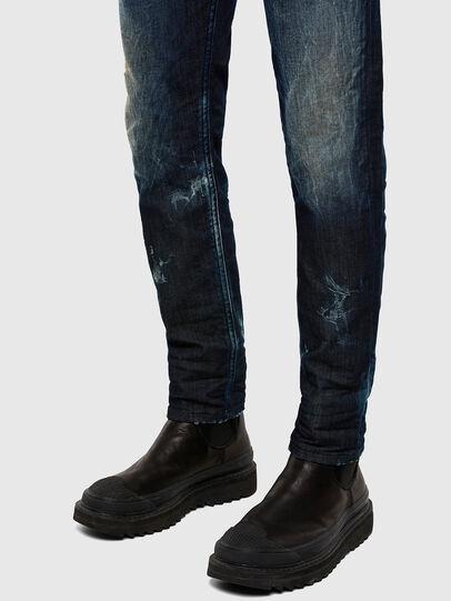 Diesel - Thommer JoggJeans® 009KI, Dunkelblau - Jeans - Image 5