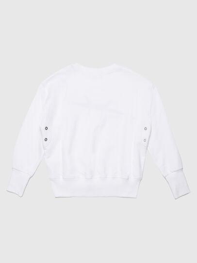 Diesel - SMAGDAC, Weiß - Sweatshirts - Image 2