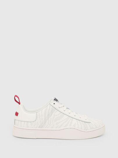 Diesel - S-CLEVER LOW LACE W, Blanc - Baskets - Image 1