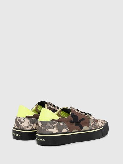 Diesel - S-FLIP LOW, Armeebraun - Sneakers - Image 3