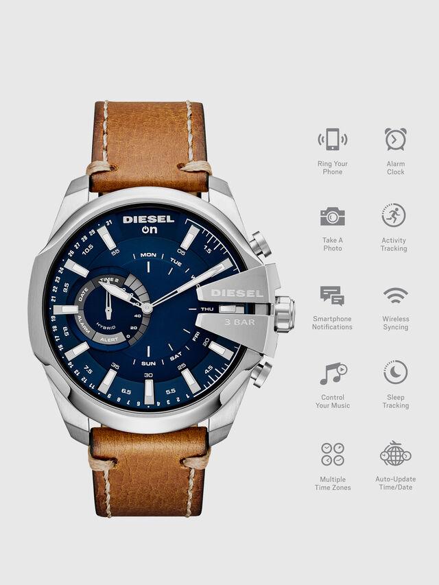 Diesel - DT1009, Braun - Smartwatches - Image 1