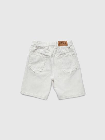 Diesel - PWILLOH, Blanc - Shorts - Image 2