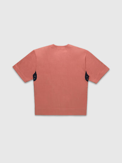 Diesel - PR-TS02, Rosa - T-Shirts - Image 2