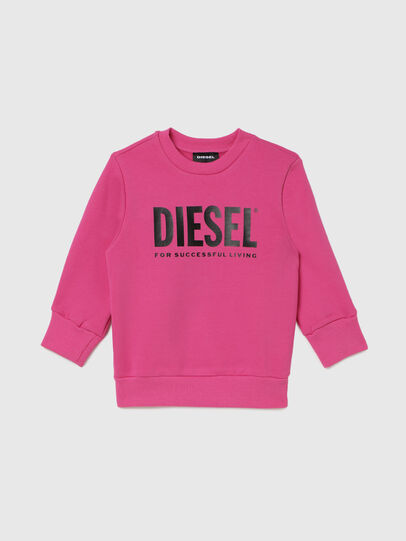 Diesel - SCREWDIVISION-LOGOB-, Rose - Pull Cotton - Image 1