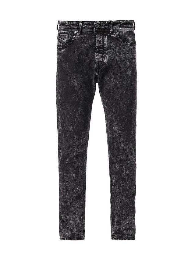 TYPE-2830, Jeansschwarz