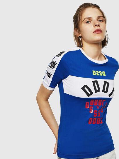 Diesel - T-HEIA-B, Brillantblau - T-Shirts - Image 1